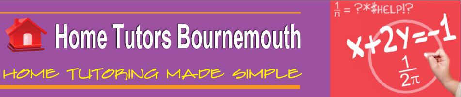 Home Tutors Bournemouth